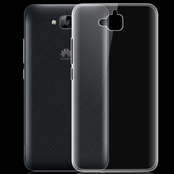 Силиконовый чехол для Huawei Y6 Pro