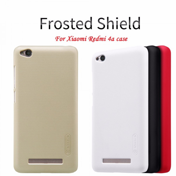 Чехол бампер Nillkin Frosted shield для Xiaomi Redmi 4a