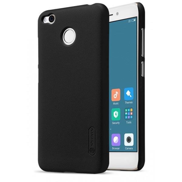 Бампер Nillkin Frosted shield для Xiaomi Redmi 4X Черный