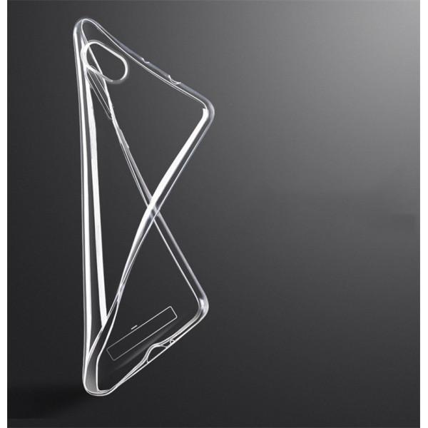 Силиконовый чехол для Xiaomi Redmi 3(прозрачный)