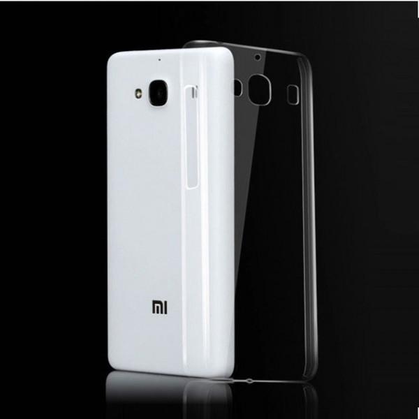 Силиконовый чехол для Xiaomi Redmi 2