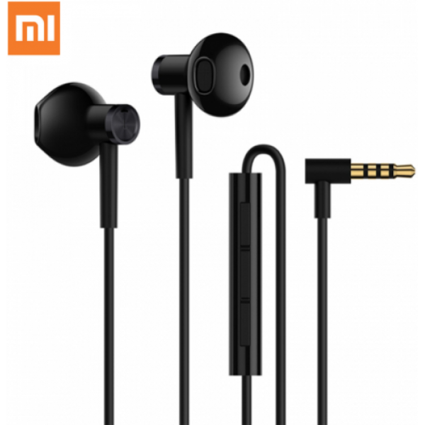 Наушники Xiaomi Mi Dual-Unit Half-Ear Headphones BRE01JY
