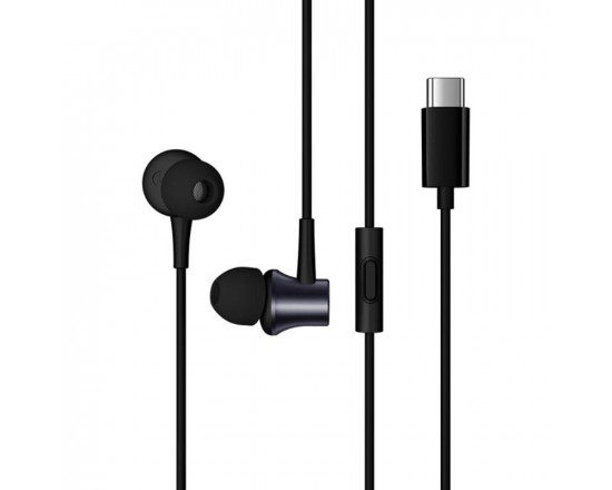 Гарнитура Xiaomi Piston Mi In-Ear Headphones Type-C (HSEJ04WM)
