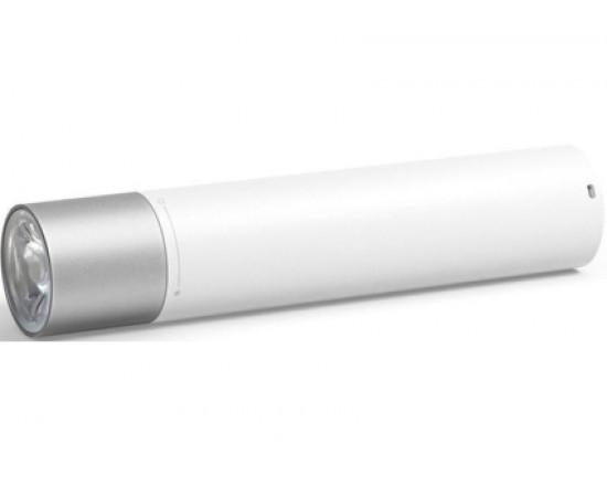 Фонарь-павербанк Mi Portable Flashlight White