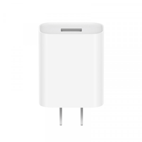 Зарядное устройство Xiaomi Quickcharge 3.0 18W (Xiaomi, белый)