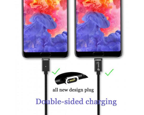 Магнитный кабель Wsken для iPhone Lightning 1м