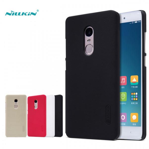 Чехол бампер Nillkin Frosted shield для Xiaomi Redmi Note 4x