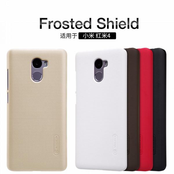 Чехол бампер Nillkin Frosted shield для Xiaomi Redmi 4