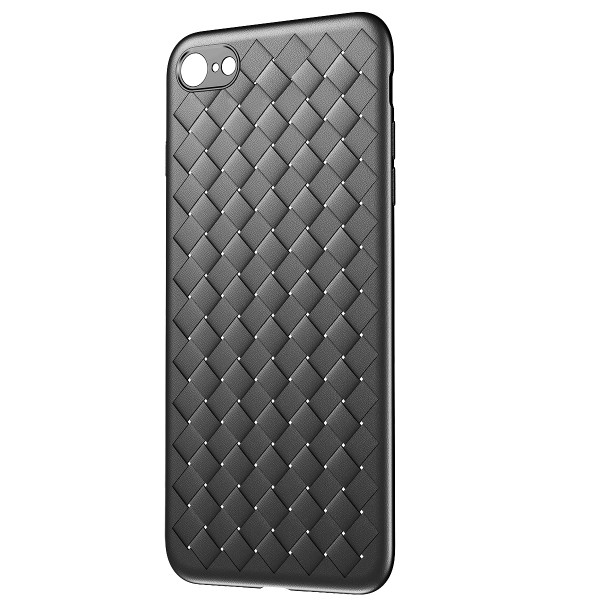 Чехол Baseus BV weaving для iPhone 7 (чёрный)