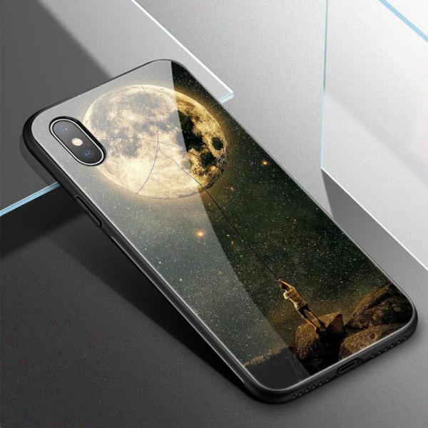 Глянцевый силиконовый бампер для iPhone 7