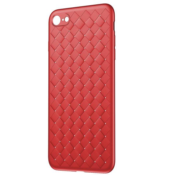 Чехол Baseus BV weaving для iPhone 7 (красный)
