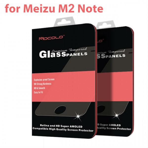 Защитное стекло Mocolo для телефона Meizu M2 Note