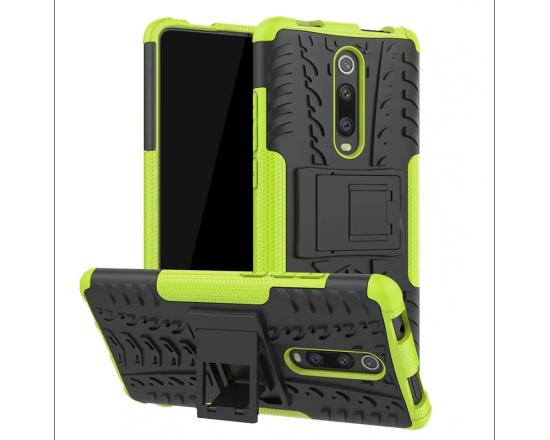 Бронированный бампер для Xiaomi Mi 9T/Pro(Redmi K20) Зеленый