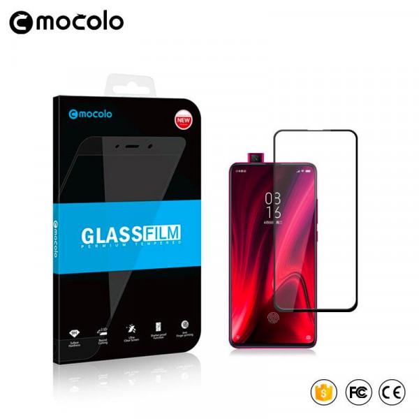 Защитное стекло Mocolo (Full Glue) для телефона Xiaomi Mi 9T/Pro