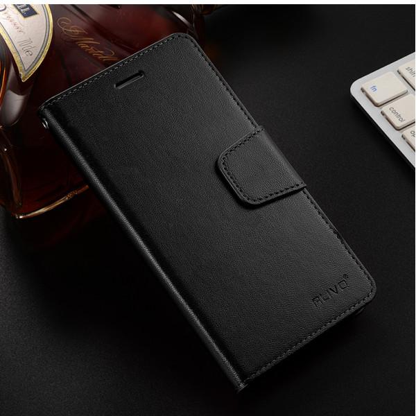 Чехол-книжка ALIVO для Xiaomi Mi A1 Черный