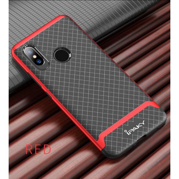 Бампер Ipaky для Xiaomi Mi A2 Красный