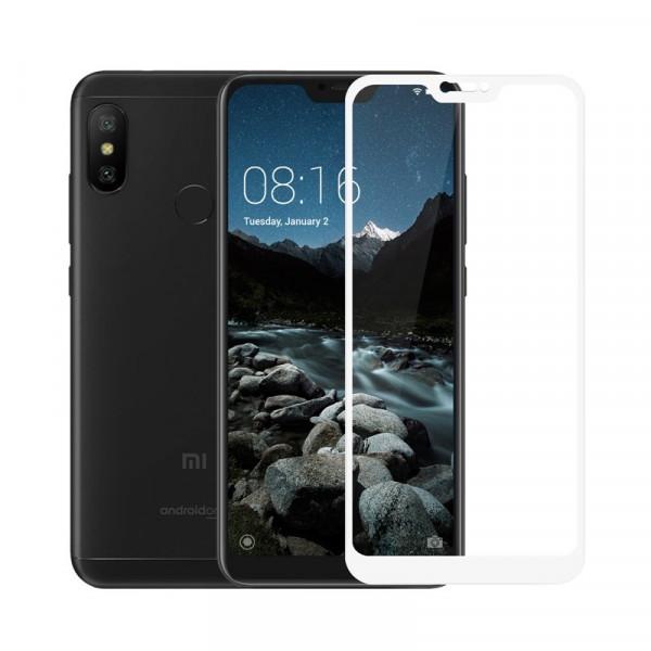 Защитное стекло с полным покрытием для телефона Xiaomi Mi A2 Lite