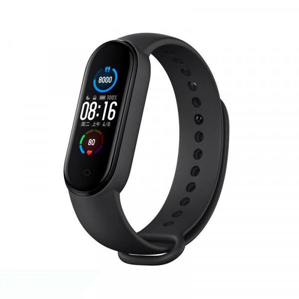 Фитнес-браслет Xiaomi Mi Band 5 (чёрный)