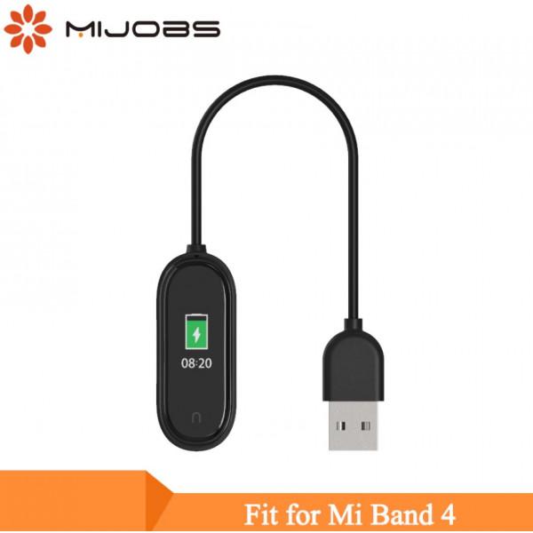 Зарядное устройство MiJobs для Xiaomi Mi Band 4 (MJ-MIB4)