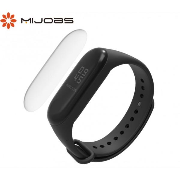 Защитная пленка MiJobs для Xiaomi Mi Band 3 OLED 1 шт