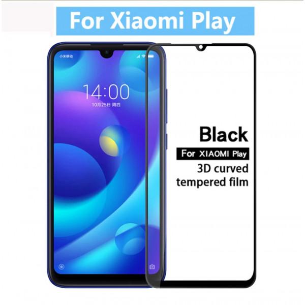 Защитное стекло для телефона Xiaomi Mi Play