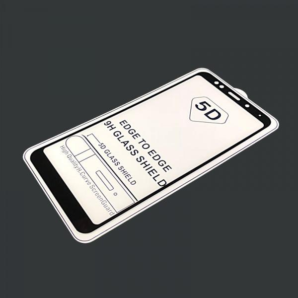 Защитное стекло с полным покрытием 5D для телефона Xiaomi Mi A2
