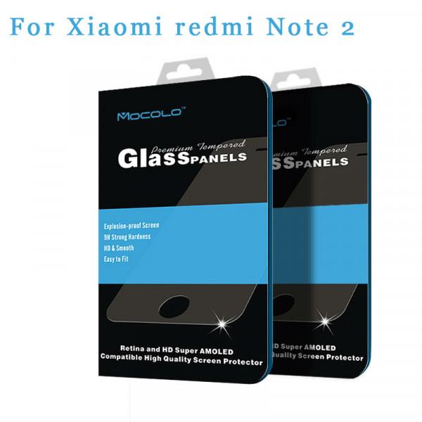 Защитное стекло Mocolo для телефона Xiaomi RedMi Note 2