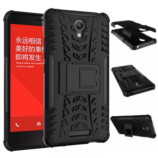 Бронированный бампер для Xiaomi Redmi Note 2