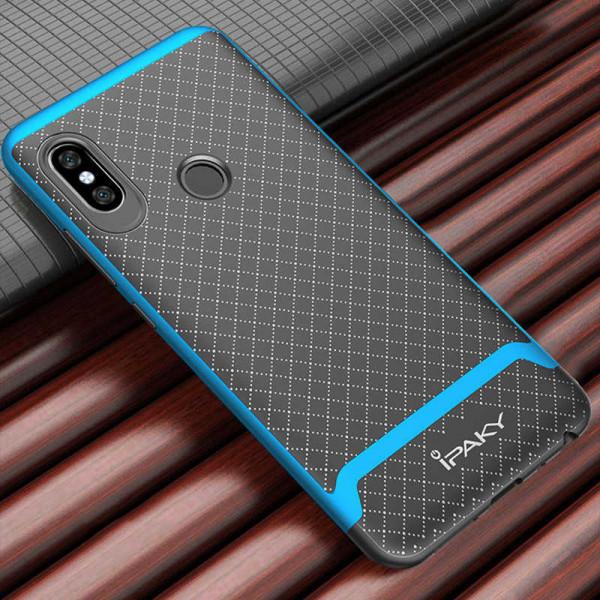 Бампер Ipaky для Xiaomi RedMi Note 5 Синий