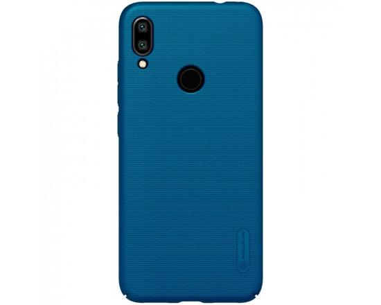 Чехол бампер Nillkin Frosted shield для Xiaomi Redmi 7 Синий