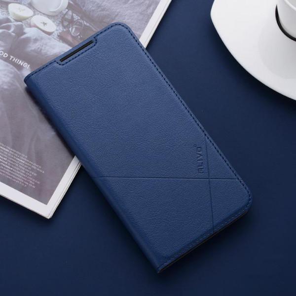 Флип-чехол ALIVO для Xiaomi Redmi 8 Синий