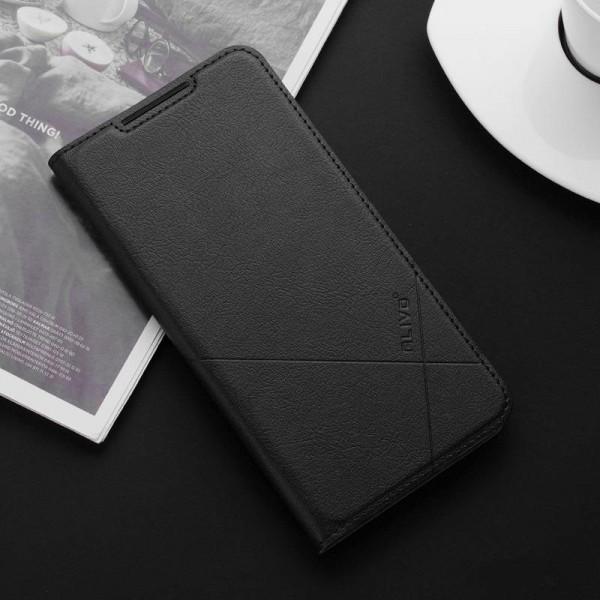 Флип-чехол ALIVO для Xiaomi Mi 9 Lite Черный