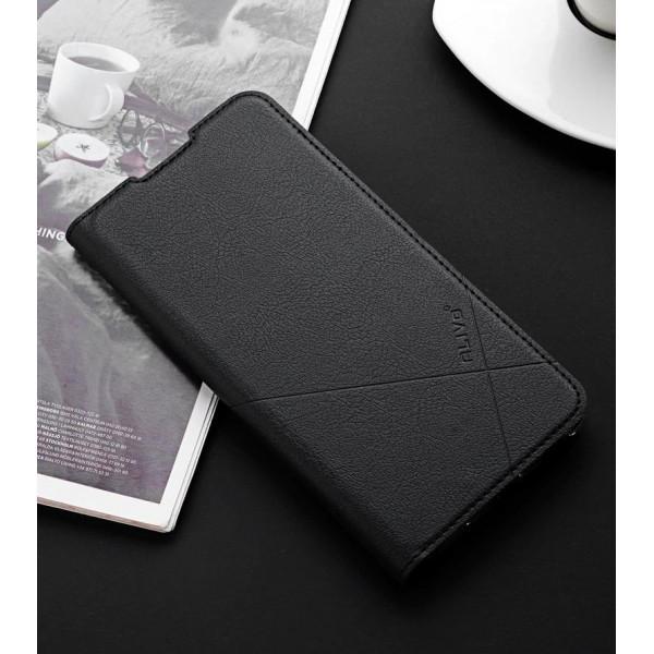 Флип-чехол ALIVO для Xiaomi Redmi Note 9 Черный