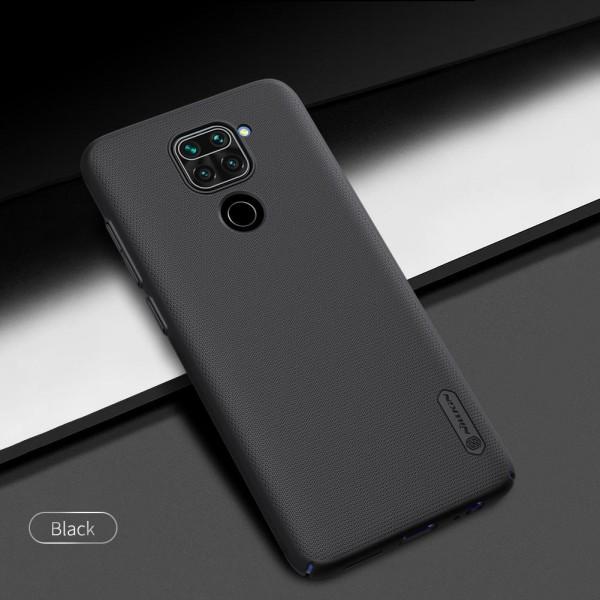 Чехол бампер Nillkin Frosted shield для Xiaomi Redmi Note 9