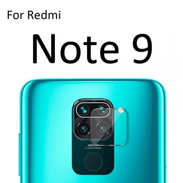 Защитное стекло для камеры для Xiaomi Redmi Note 9