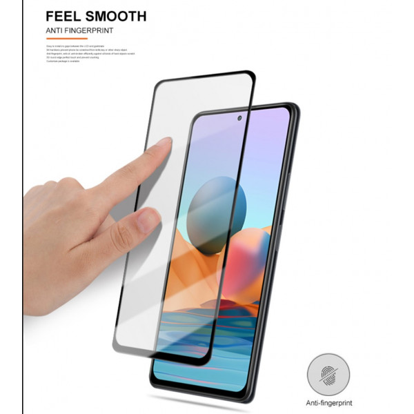 Защитное стекло Mocolo (Full Glue) для телефона Xiaomi Redmi Note 10 Pro