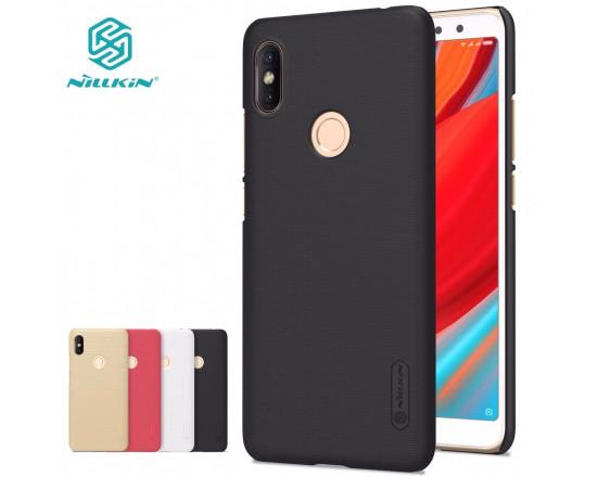 Чехол бампер Nillkin Frosted shield для Xiaomi Redmi S2 Черный
