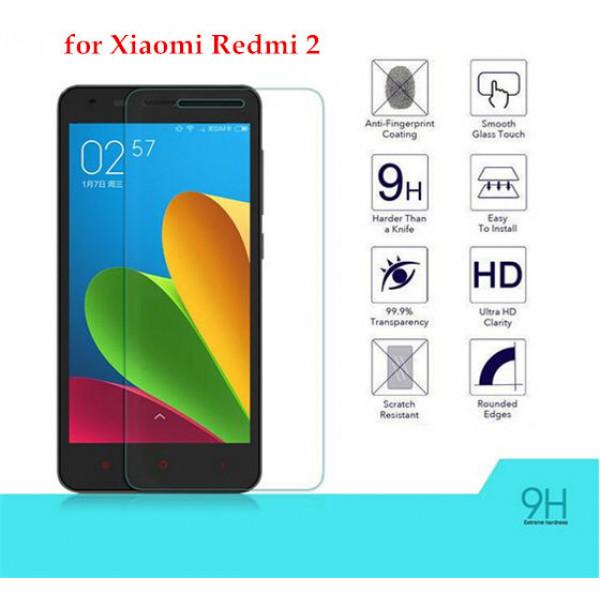 Защитное стекло для телефона Xiaomi RedMi 2