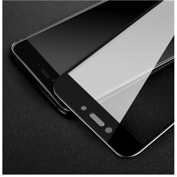Защитное стекло с полным покрытием для телефона Xiaomi RedMi 4X