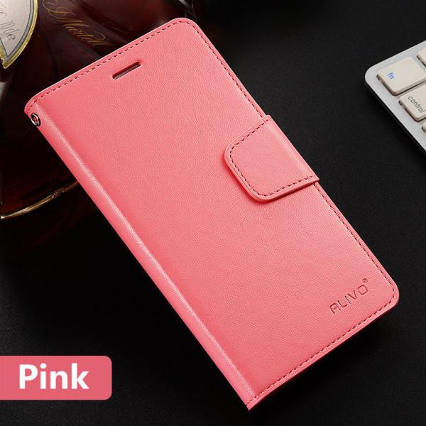 Чехол-книжка ALIVO для Xiaomi Mi 8 Lite Розовый