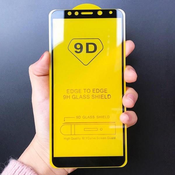 Защитное стекло с полным покрытием 9D для телефона Xiaomi Redmi 5