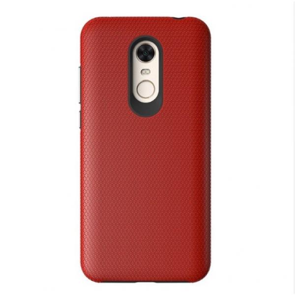 Гибридный чехол Xiaomi Redmi 5 Plus Красный