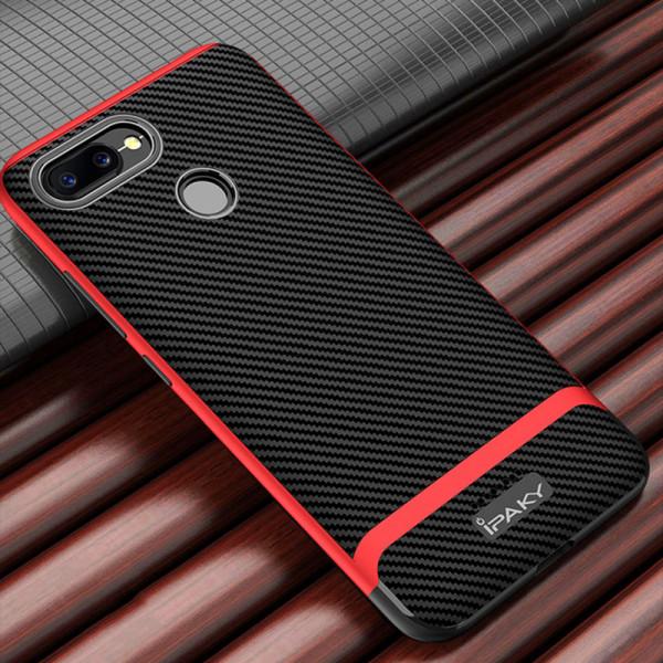 Бампер Ipaky для Xiaomi Redmi 6 Красный