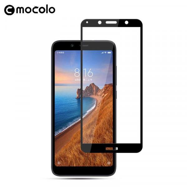 Защитное стекло Mocolo (Full Glue) для телефона Xiaomi Redmi 7a