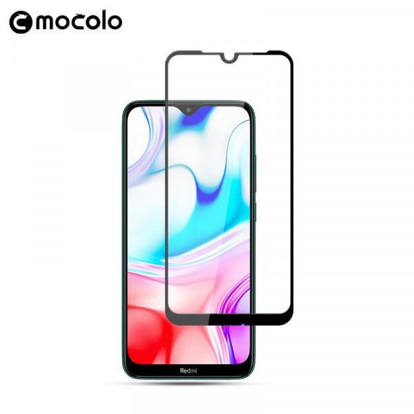 Защитное стекло Mocolo (Full Glue) для телефона Xiaomi Redmi 8/8a