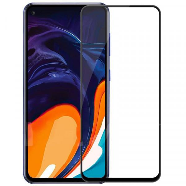 Защитное стекло Full Glue 9D с полным покрытием для Samsung A11