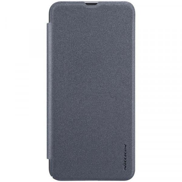 Флип-чехол Nillkin Sparkle Series для Samsung A50s/A50/A30s Серый