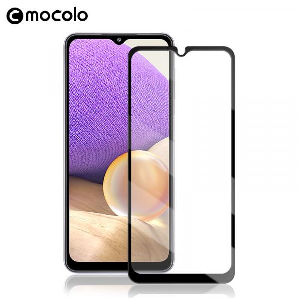 Защитное стекло Mocolo (Full Glue) для телефона Samsung A32