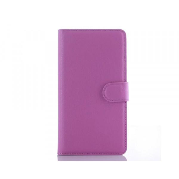 Чехол-книжка для Samsung A31 Фиолетовый