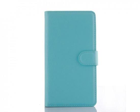 Чехол-книжка для Samsung A51 Голубой